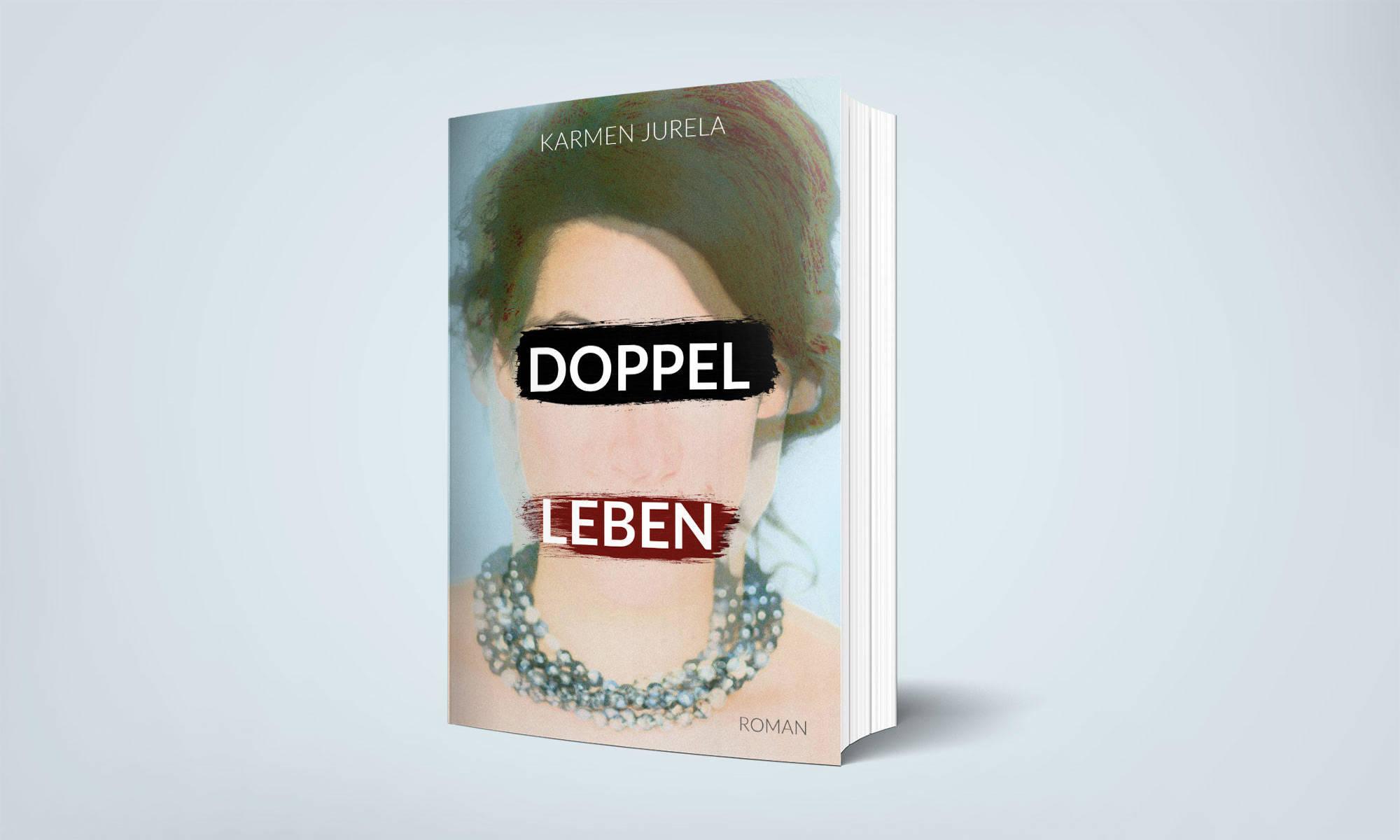 Karmen Jurela - Roman Doppelleben